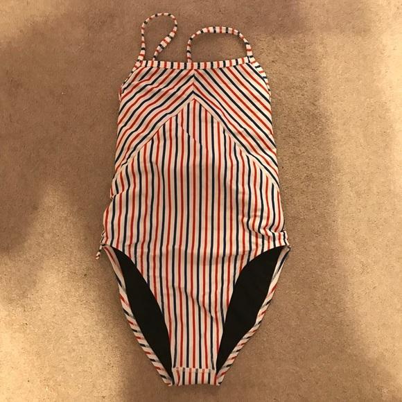 84470930aec Jolyn Clothing Swim | Jolyn Printed Cory Tie Back Onesie Independent ...